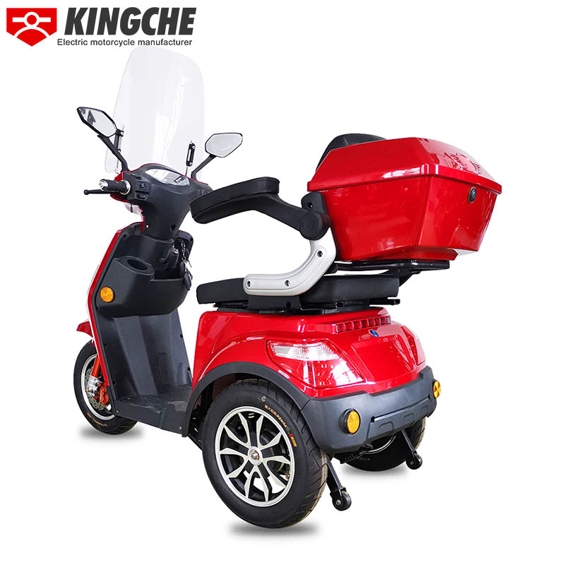 KingChe 3 Wheels Electric Scooter XL