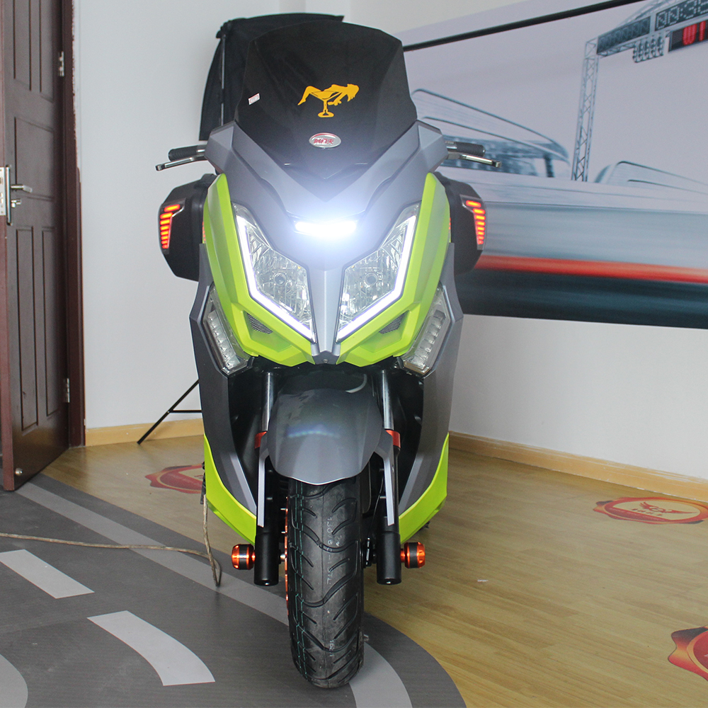 KingChe Electric Motorcycle Scooter T9