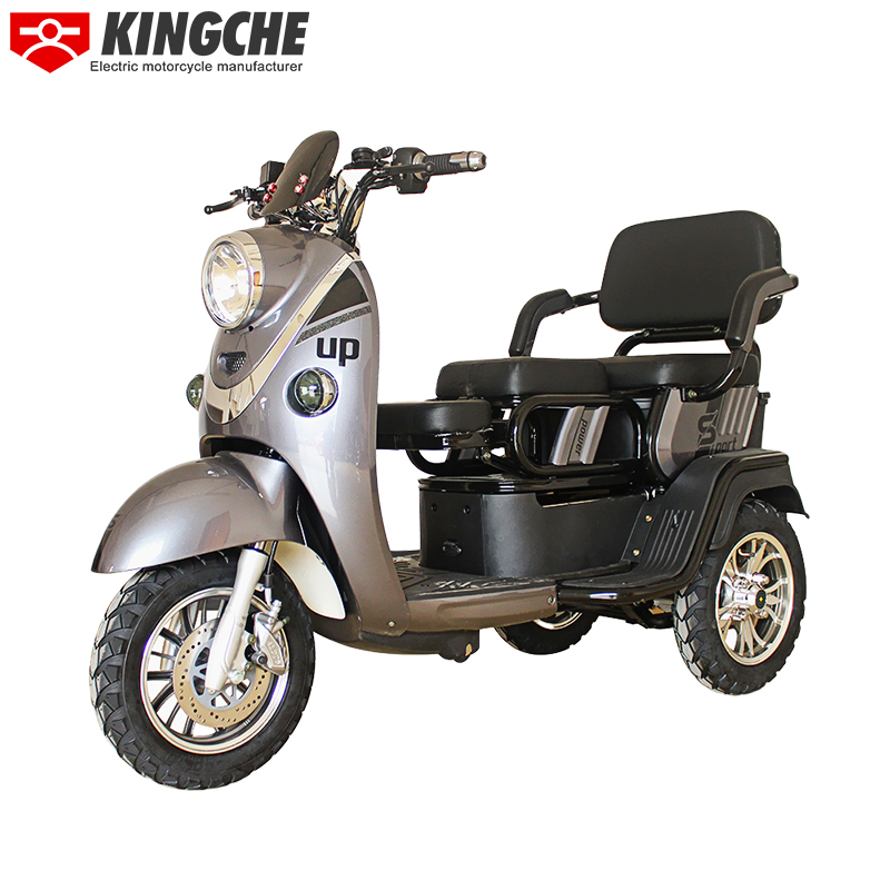 KingChe 3 Wheels Electric Scooter