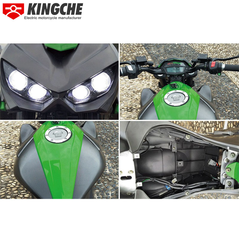 KingChe Electric Motorcycle Z1000