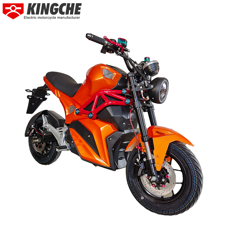 KingChe Electric Motorcycle FGXGS-Colorful